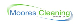 Moores cleaning logo